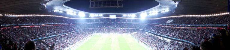 самые стадионы Мира - Allianz_Arena_tribuni