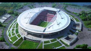 Проект Зенит- арены