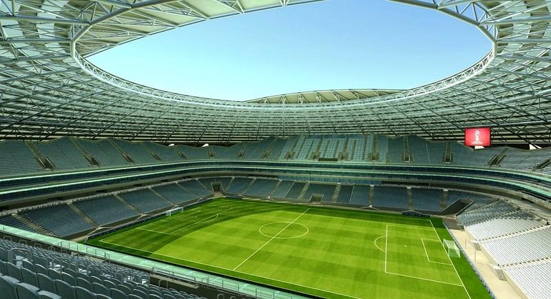 Футбольный стадион в Самаре получил сертификат BREEAM. Ожидается, что на его поле пройдут игры Чемпионата мира по футболу 2018 года в России. новости спорта