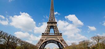 Эйфелева башня была оборудована ветрогенераторами