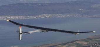 """""""Solar Impulse 2"""" отправился в кругосветное путешествие"""