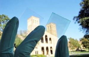 В США создали прозрачные солнечные панели