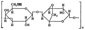 Агар - формула