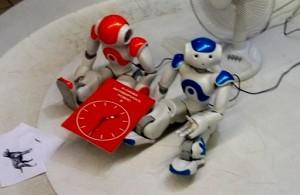 Бал роботов в Минске