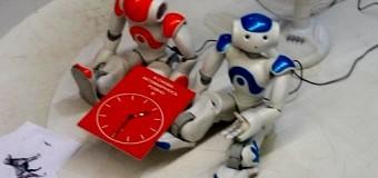В Минске проходит Бал роботов