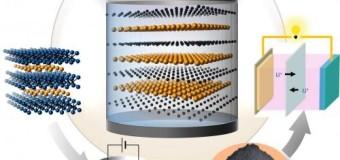 Ученые открыли новый материал катода для Li-S батарей