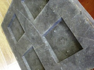 Полимерпесчаная плитка для тратуара