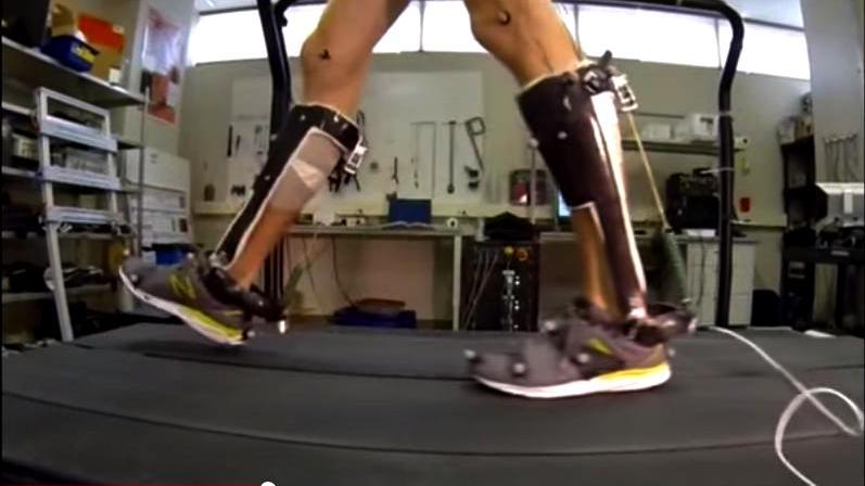 Экзоскелет ботинки