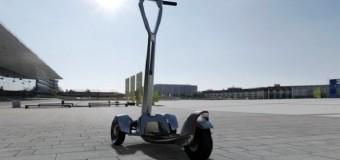 BASF и Floatility: Композитный самокат движимый электрической энергией!