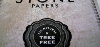 Минеральная бумага из ПЭТ бутылок