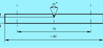 Определение ударной вязкости полимерных материалов