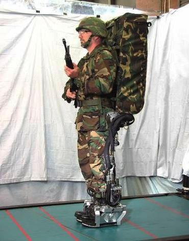 экзоскелет DARPA