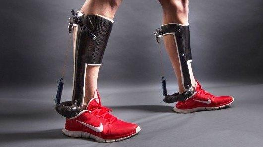 экзоскелет и Nike