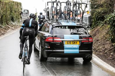 Композиты в велоспорте - pinarello dogma K8-S 4