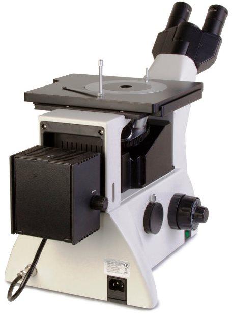 Основной инструмент исследователя микроструктур - микроскоп