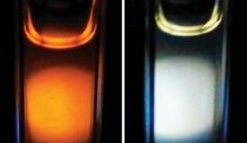 Индийские химики модифицировали квантовые точки сульфида цинка и получили белый свет