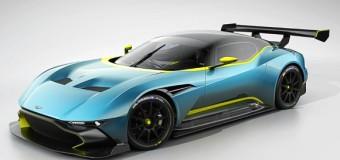 Aston Martin Vulcan – роскошный суперкар из карбона!