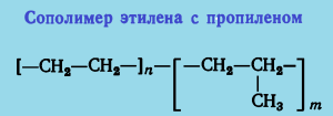 сополимер этилена с пропиленом