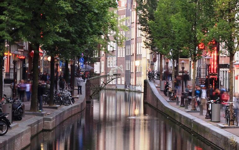 3d печать мостов в Амстердаме