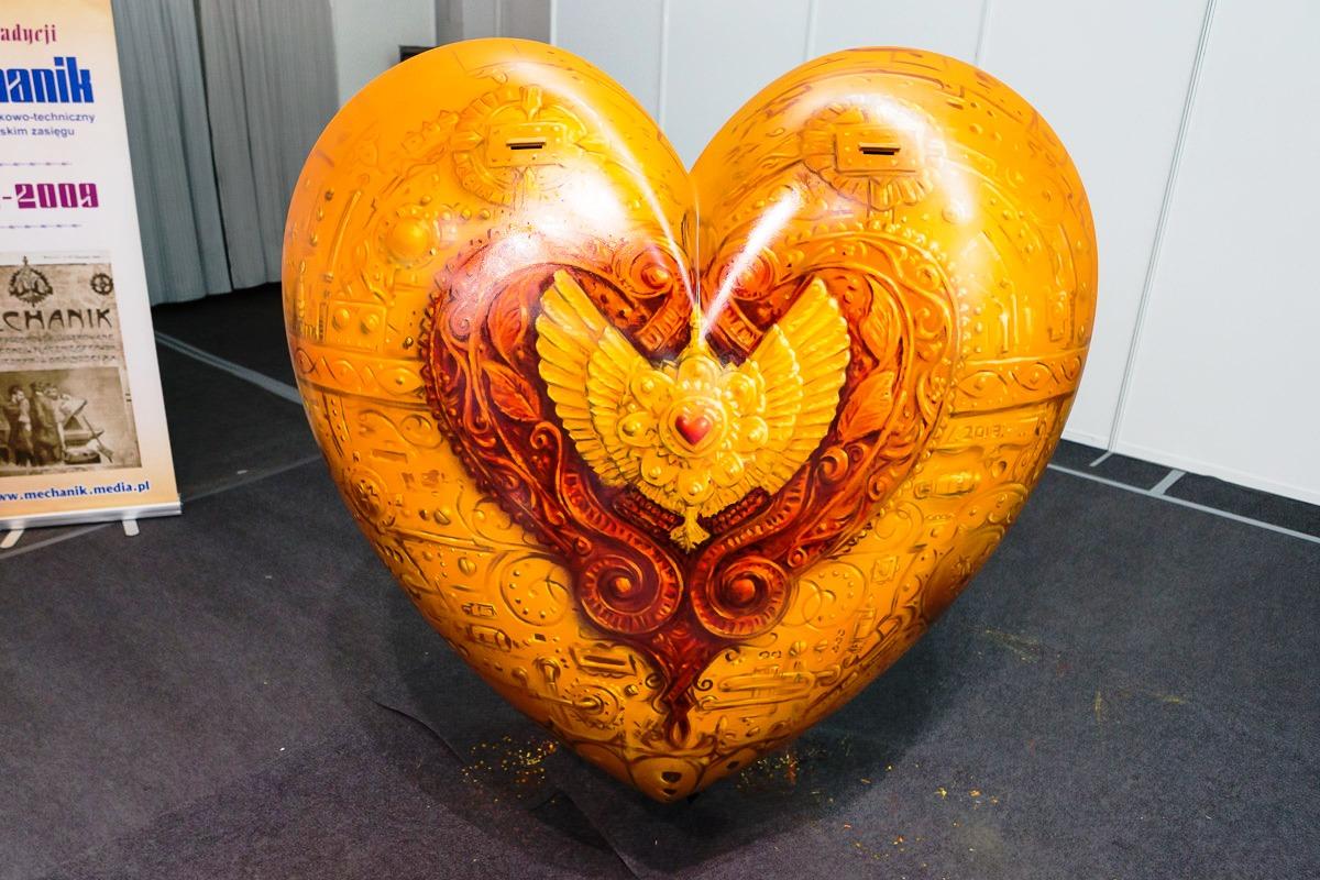 Kompozyt-Expo Сердце из композитов