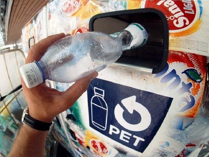 Рециклинг пластиковой тары в США