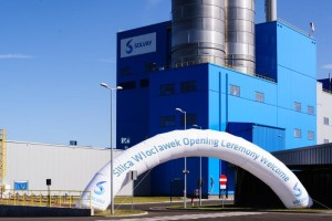 Solvay запустила производство высокодисперсного кремния