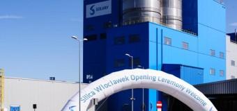 Solvay запустила в Польше производство высокодисперсного кремния!