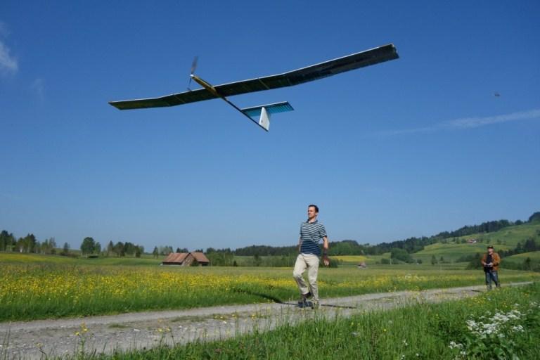 солнечный беспилотник AtlantikSolar