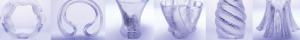 3D печатные стеклянные изделия