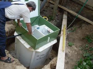 Устройство системы автономной канализации Евробион 4 на собственном загородном участке - не просто необходимость, а недостающая составляющая комфорта