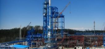 Южно-Приобский газоперерабатывающий завод введен в эксплуатацию