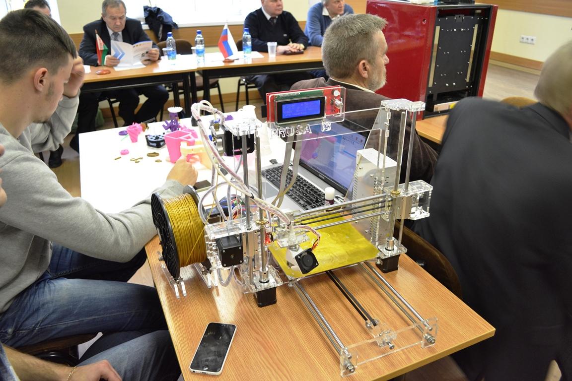 Белорусский 3D принтер – не за горами!