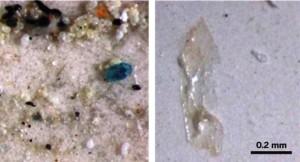 Кусочки пластика обнаружены в китайской пищевой соли