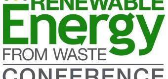 Конференция Renewable Energy from Waste пройдет в ноябре и соберет мировых экспертов