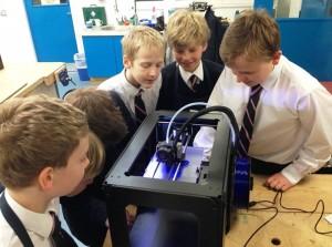 3d-принтеры и дети