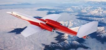 "Airbus и Aerion работают над ""сыном Конкорда"", бизнес-джетом Aerion AS2"