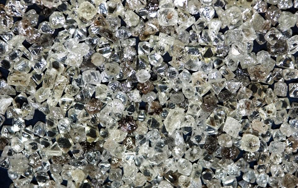 Алмазы больше не редкость