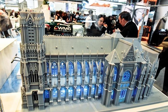 Новые полимеры для 3D-печати разработают лидеры индустрии
