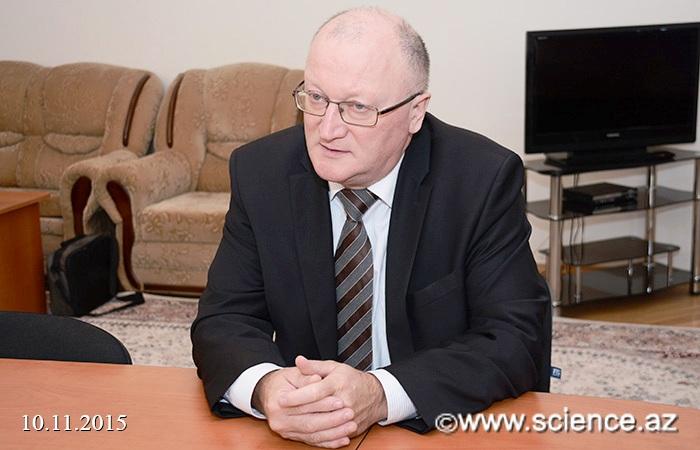 Беларусь и Азербайджан развивают сотрудничество - АВ Кильчевский