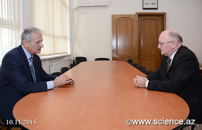 Беларусь и Азербайджан развивают сотрудничество - Акперов и Кильчевский