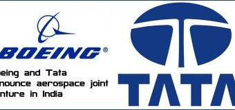 Boeing и Tata объявили о создании аэрокосмического СП
