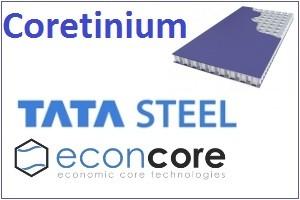 Coretinium – союз полипропилена и стали!