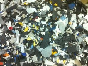 полимерсодержащие отходы