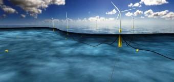Ветряки на воде – в Шотландии появится первая плавающая электростанция