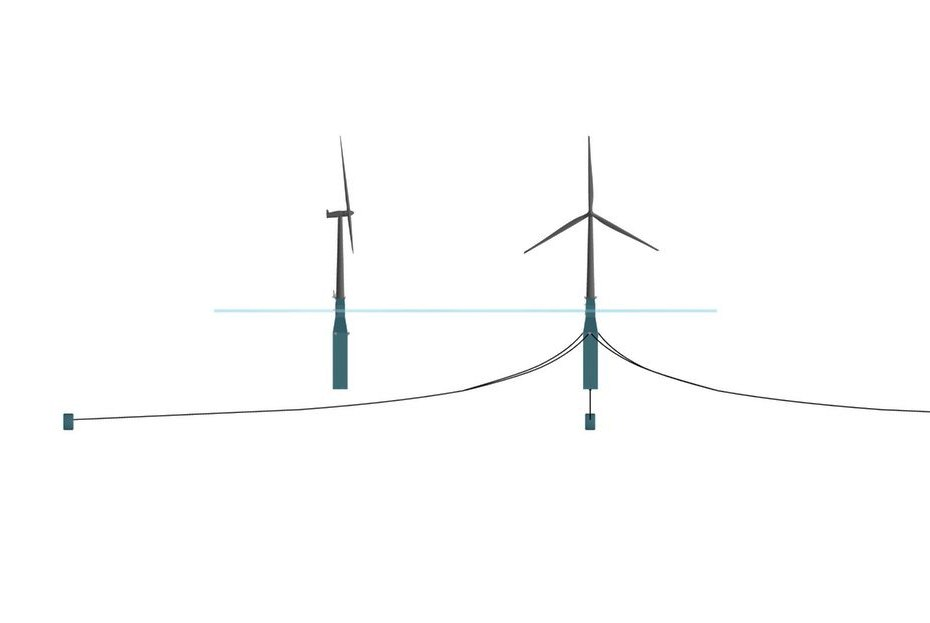 Hywind pilot park – ветряки на воде