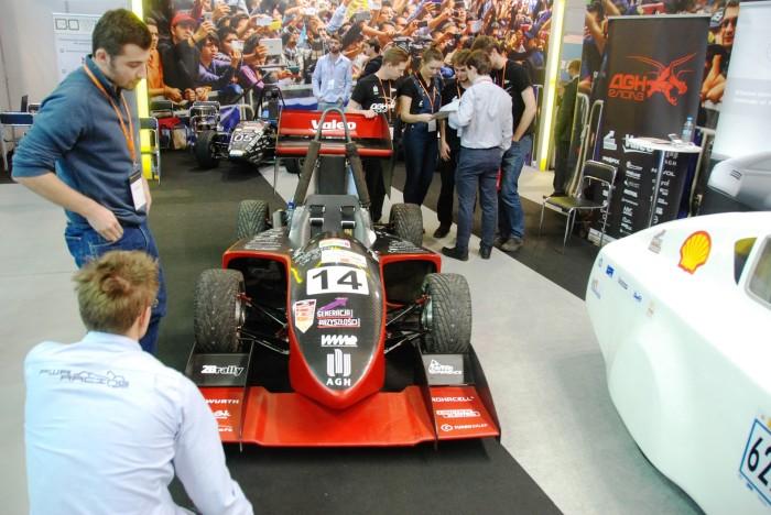 Kompozyt-Expo 2015 в автоспорте - болид из композита