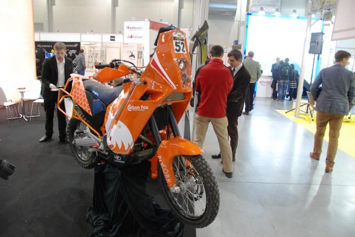 Kompozyt-Expo 2015 корпус мотоцикла из композитов
