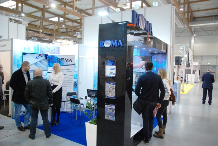 Kompozyt-Expo 2015 стэнд Roma