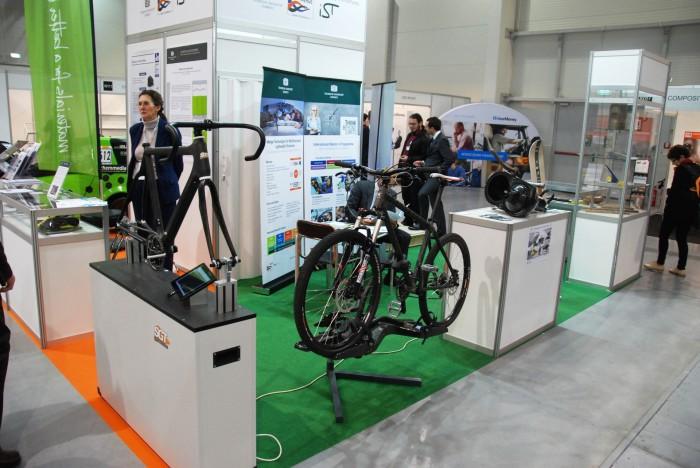 Kompozyt-Expo 2015 композиты в велоспорте