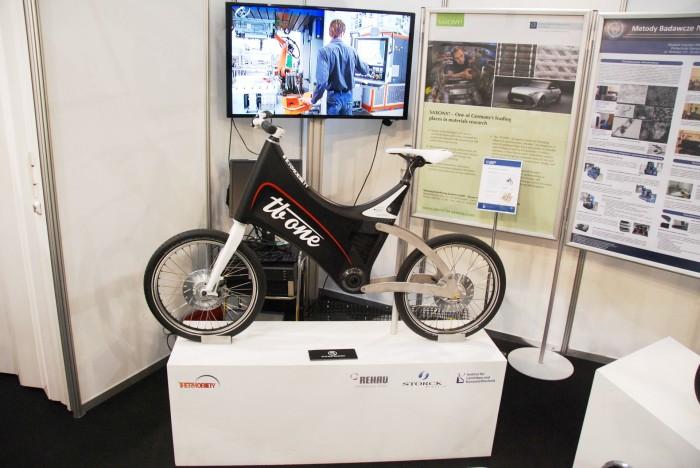 Kompozyt-Expo 2015 велосипед из композитов